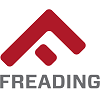 Freading logo and link