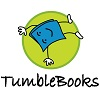 Tumblebooks logo and link