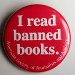 Banned Books button.