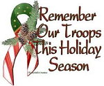 holiday for troops.